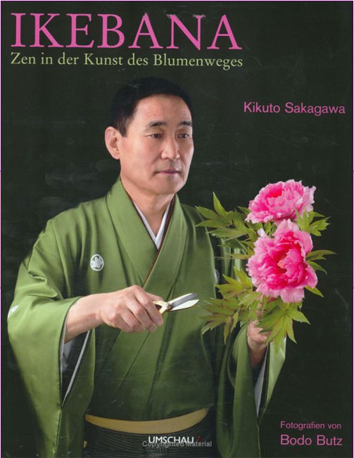 Ikebana - Zen in der Kunst des Blumenweges