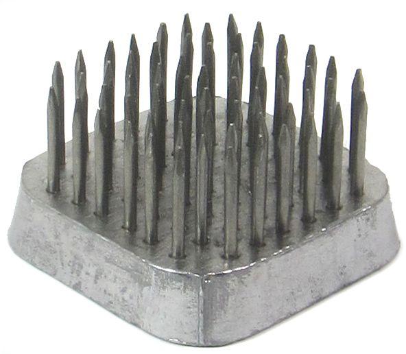 Kenzan, overquadr. (31 x 31 mm)