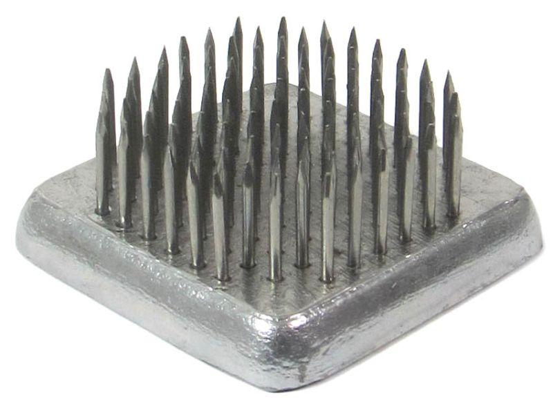 Kenzan, overquadr. (42 x 42 mm)