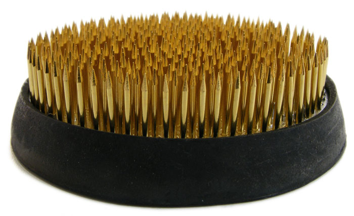 Kenzan, round (71mm more needles)