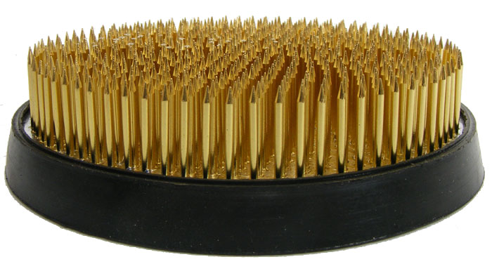 Kenzan, round (97mm more needles)