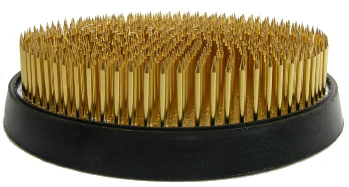 Kenzan, rund (97mm mehr Nadeln)