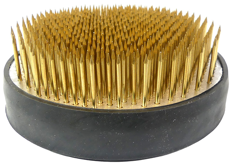 Kenzan, rund (100 mm)
