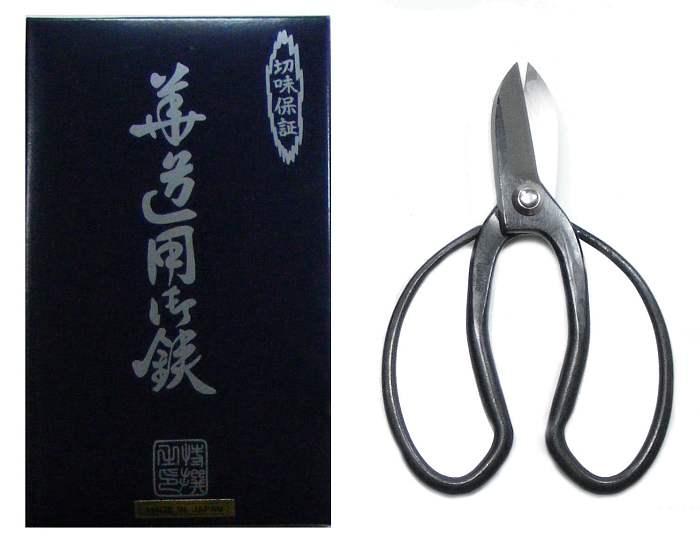 Ikebana-Schere (Rechtshänder breit)