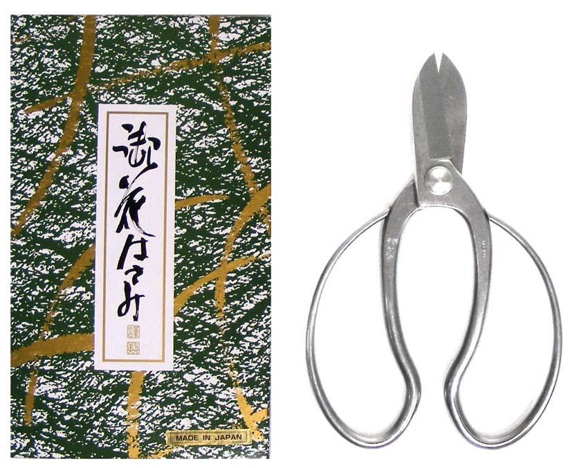 Ikebana-Schere (Edelstahl breit)