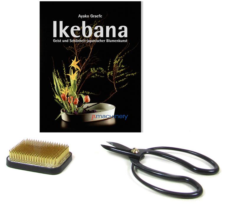 Ikebana Einsteiger-Set