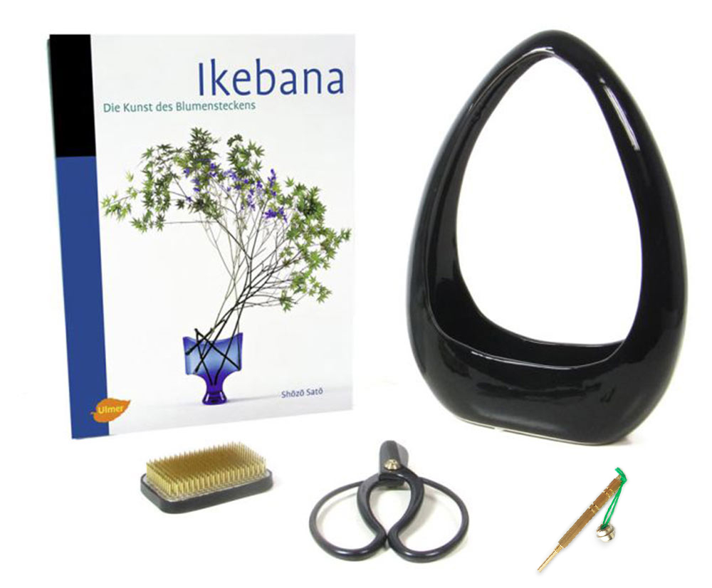 Ikebana Basic Set 4